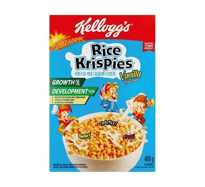 KELLOGGS RICE KRISPIES (400G)