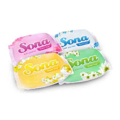 SONA BATH SOAP/PEARL SOAP  300G
