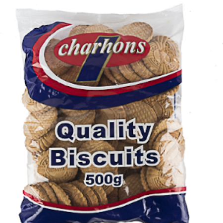 CHARHONS LOOSE BISCUITS 500G