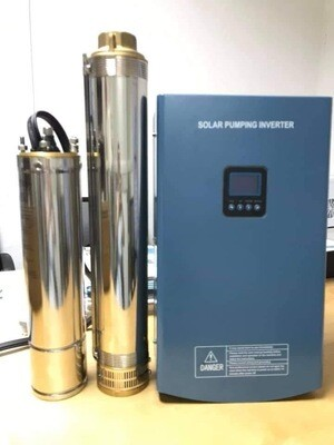 SOLAR WATER PUMP/IRRIGATION