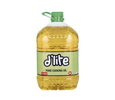D'LITE COOKING OIL 5L
