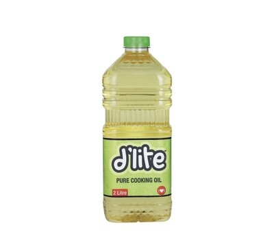 D'LITE COOKING OIL 2L