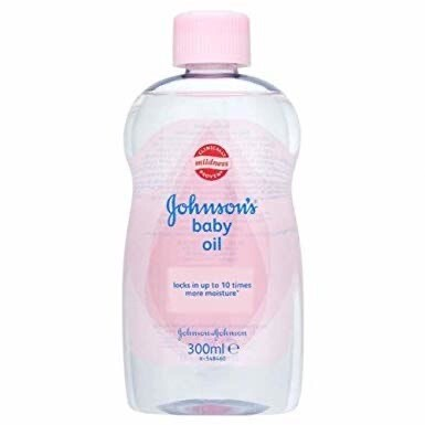 JOHNSON BABY OIL 500ML