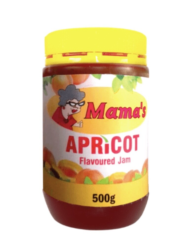 MAMA'S JAM 500G  ALL FLAVOURS