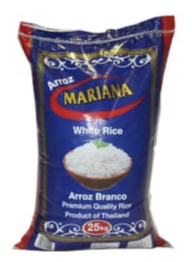 MARIANA WHITE RICE 25KG