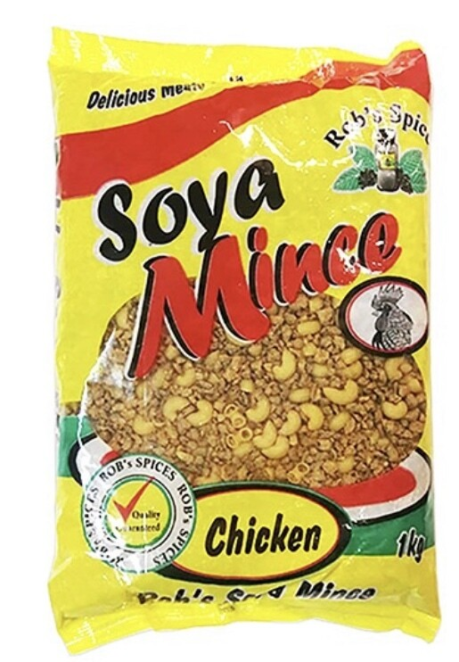 SOYA MINCE ROB'S CHICKEN 1KG