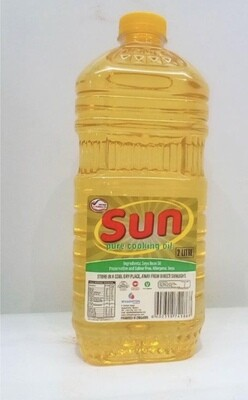 SUN PURE COOKING OIL 2L