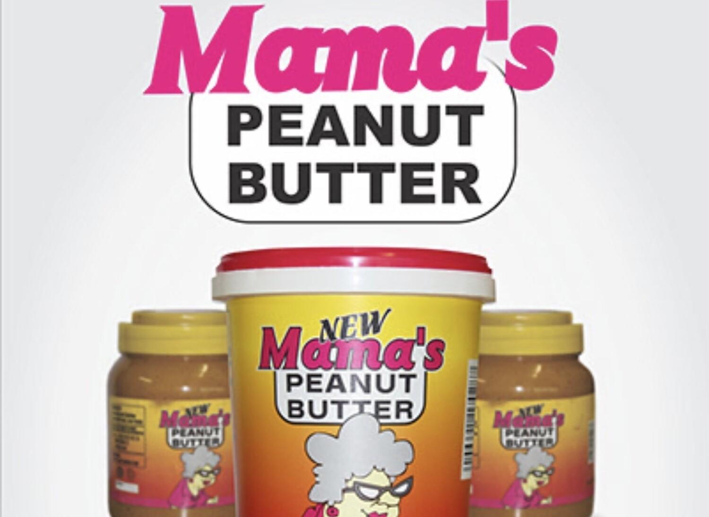 MAMA'S PEANUT BUTTER 1L