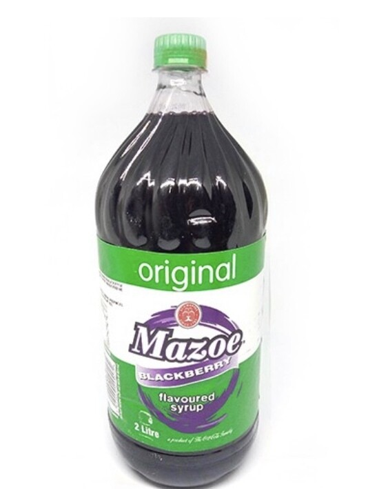 MAZOE BLACKBERRY 2L