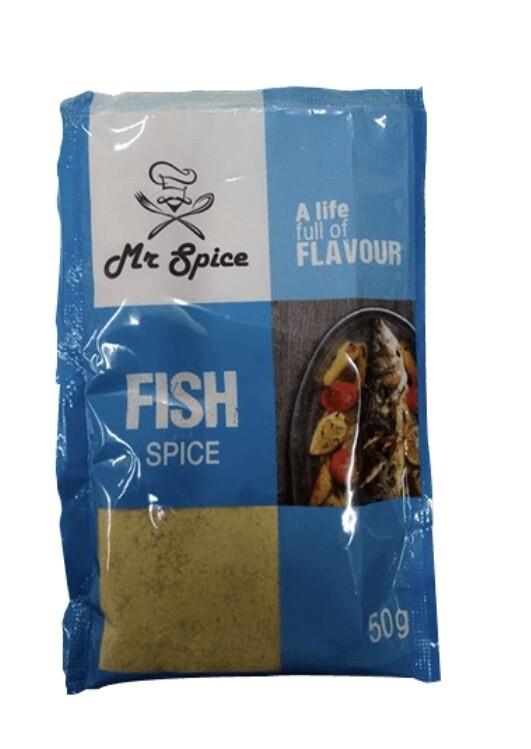 MR SPICE FISH SPICE  50G