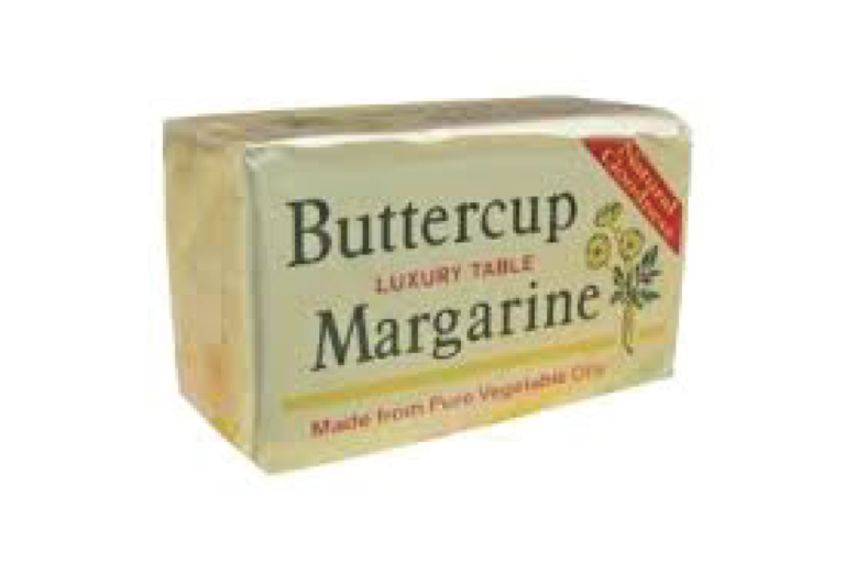 BUTTERCUP MARGARINE 500MG