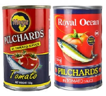 LUCKY STAR PILCHARDS IN CHILLI SAUCE 400G