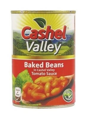 CASHEL VALLEY BAKED BEANS 410G