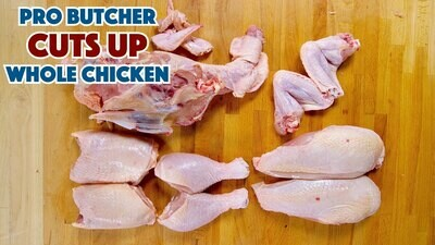 CHICKEN CUTS/KG