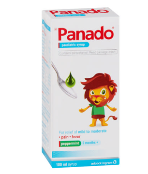 PANADO SYRUP 100ML