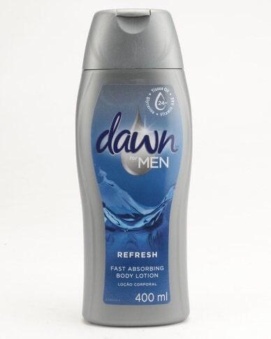 DAWN MEN REFRESH LOTION 400ML