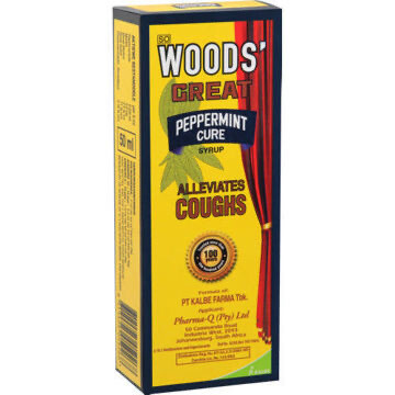 WOODS PEPPERMINT KIDS 50ML