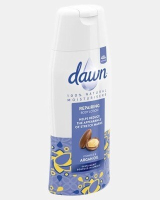 DAWN ARGAN OIL LOTION 400ML