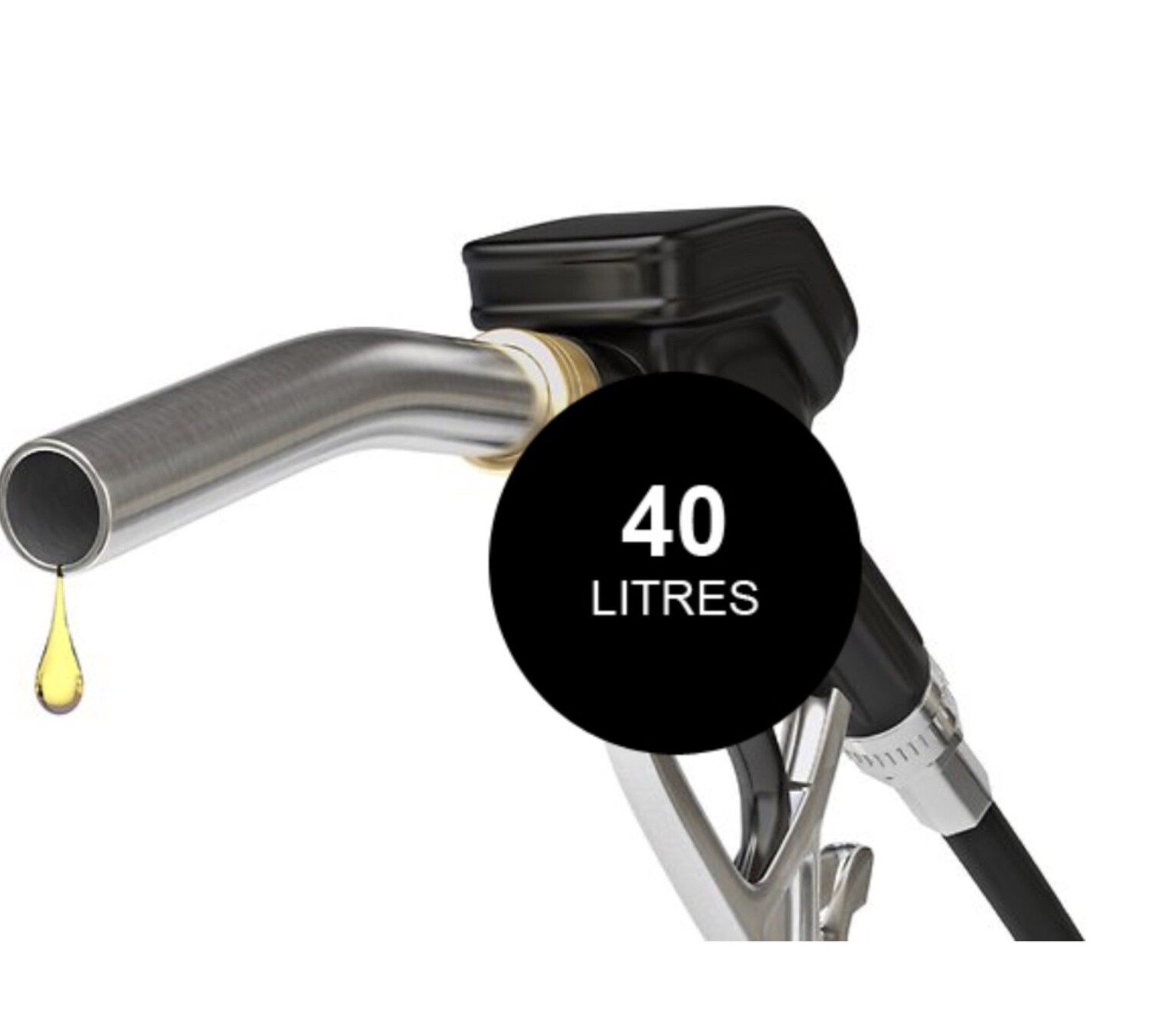 40 LITRES DIESEL  (HARARE ONLY)