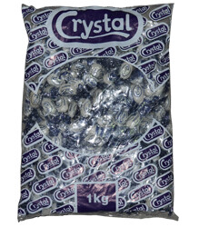 CRYSTAL MINT SWEETS 1KG