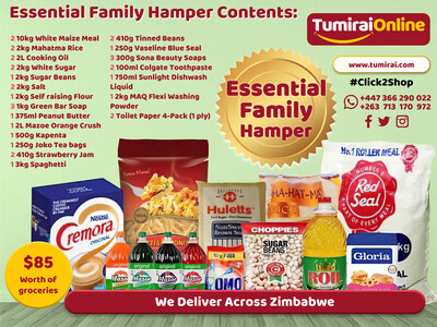 ESSENTIAL FAMILY HAMPER