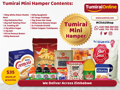 TUMIRAI MINI HAMPER
