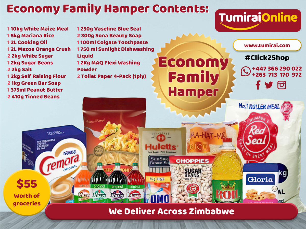 ECONOMY FAMILY HAMPER