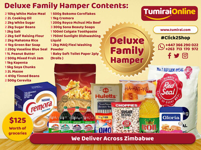 DELUXE FAMILY HAMPER