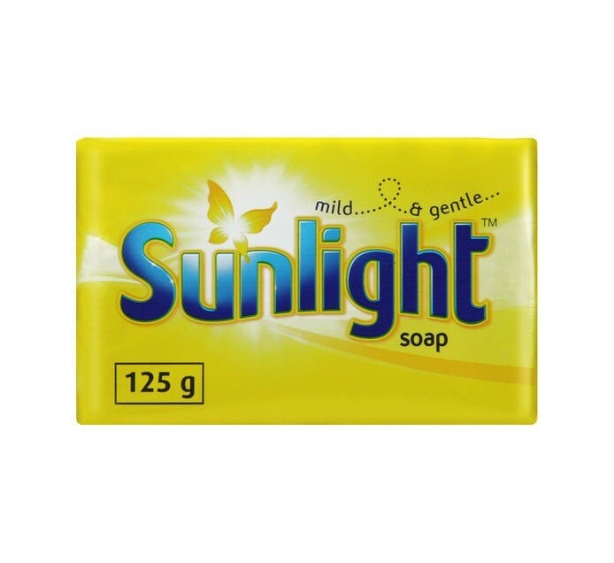 SUNLIGHT LAUNDRY SOAP 125G