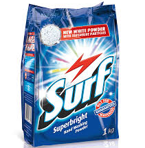 SURF WASHING POWDER 2KG