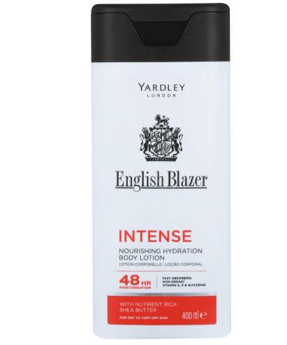 YARDLEY ENGLISH BLAZER BODY LOTION 400ML