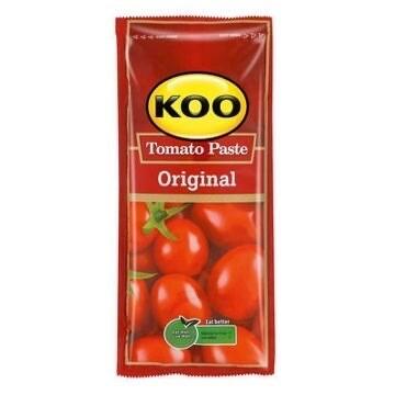 KOO TOMATO PASTE ORIGINAL 100G