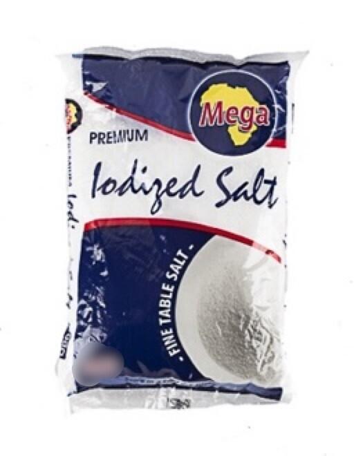 MEGA FINE SALT 1KG