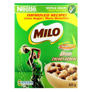 MILO ENERGY CEREAL 425G