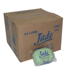 JADE BATH SOAP 250G X24