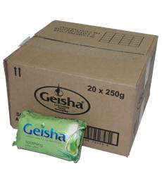 GEISHA BATH SOAP 225G X20