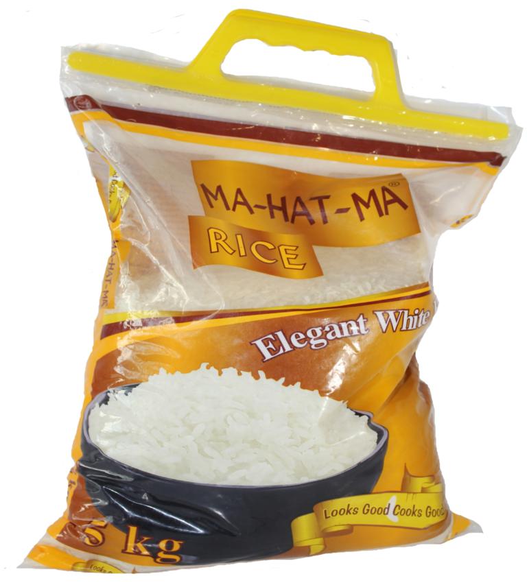 MAHATMA WHITE RICE 5KG
