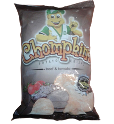 CHOMPKINS ASSORTED FLAVOURS 100G