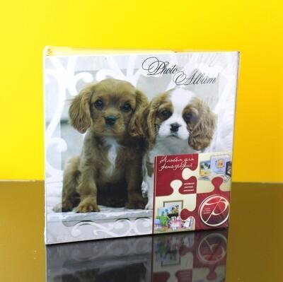 Фотоальбом с щенками 100 ф. 10х15