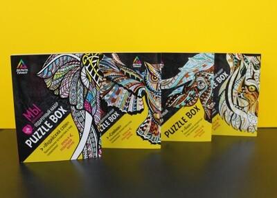 PUZZLE BOX Серия орнаменты