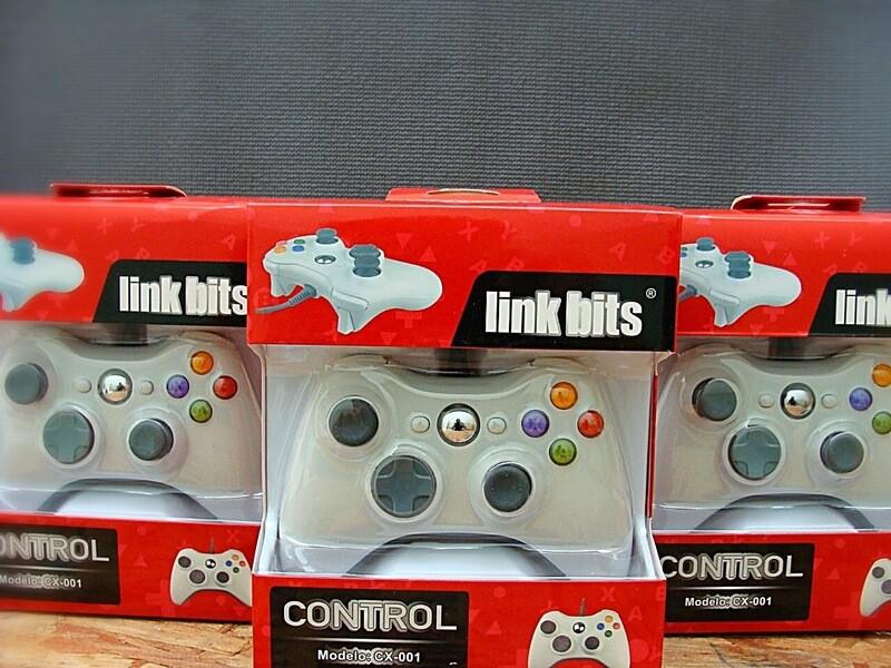 Control Xbox 360 alambrico