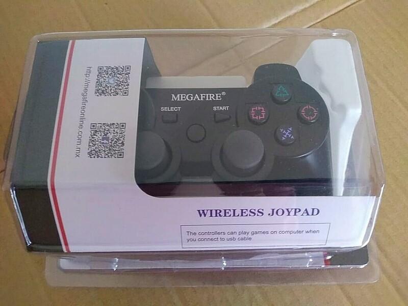 Control Playstation 3