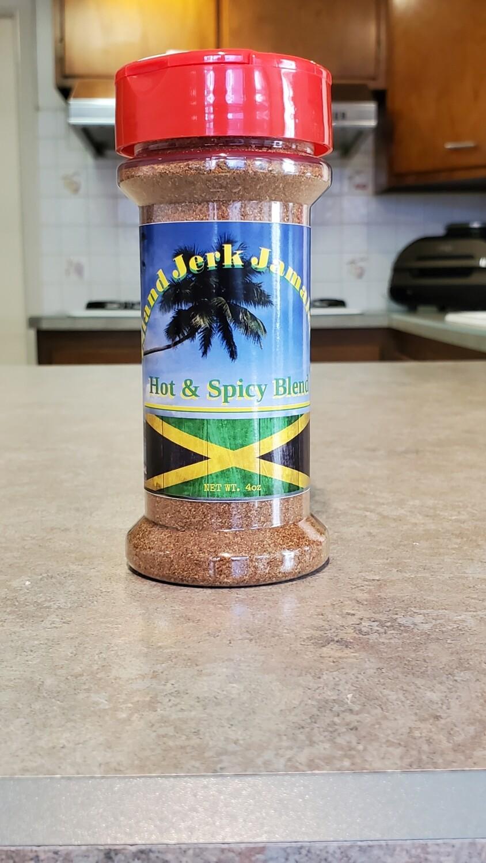 Island Jerk Spice Blend