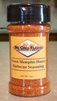 Sweet Memphis Honey Barbecue Seasoning