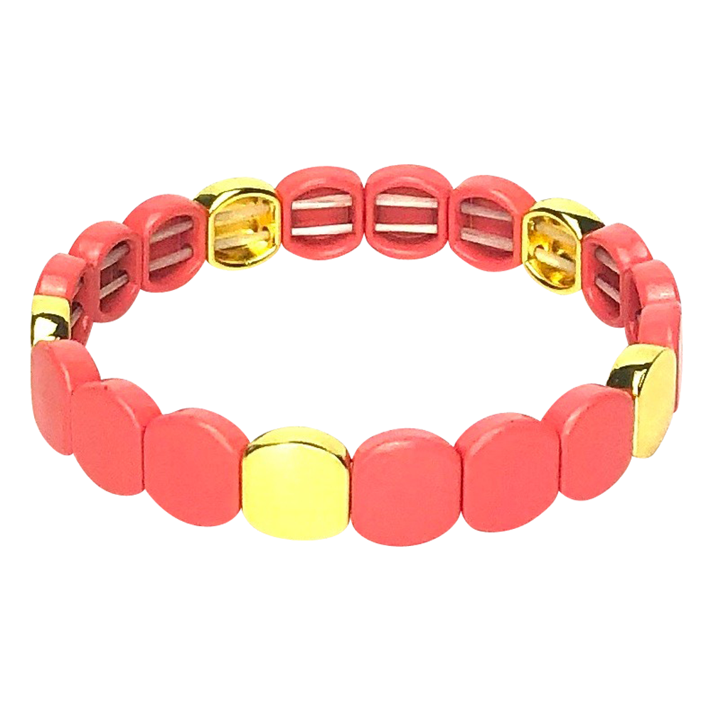 Coral gold mix