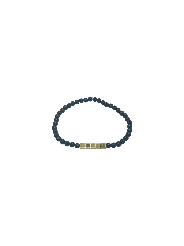 Black wrist gold