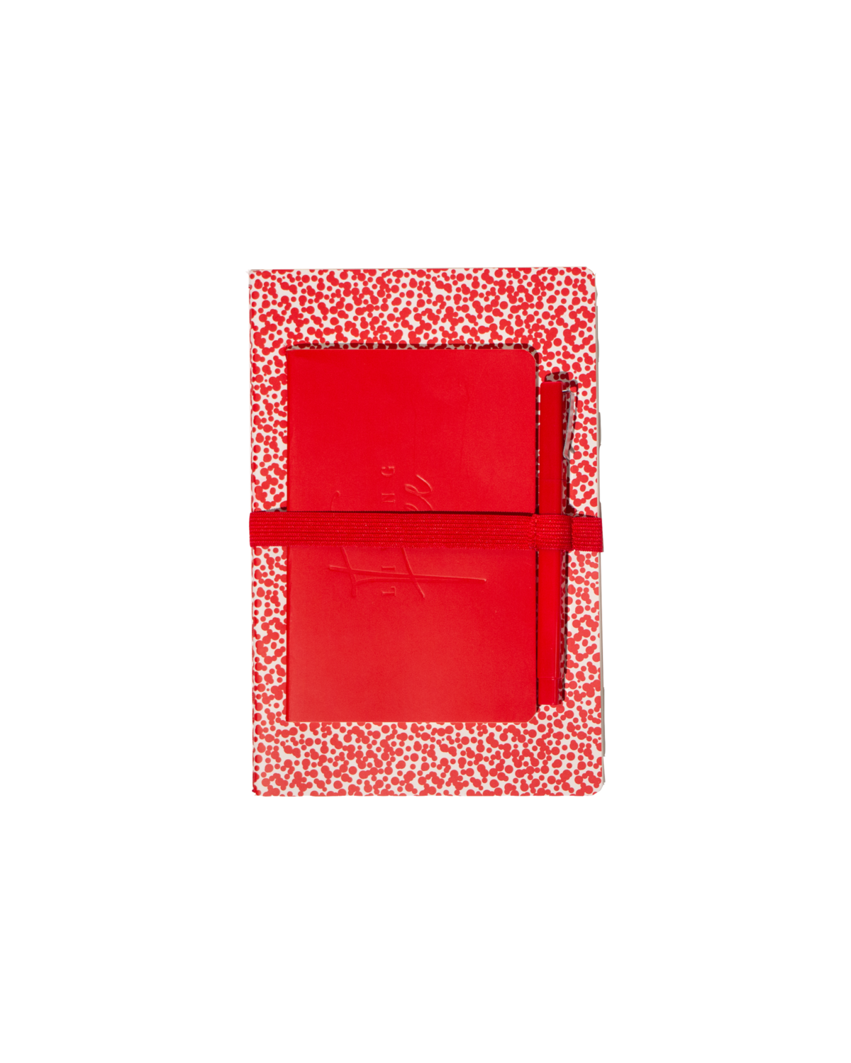 Red Living Free Journal