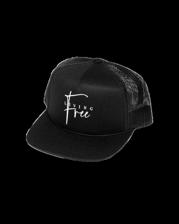 Living Free Trucker hat