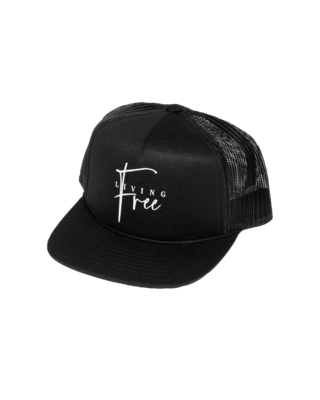 Living Free Trucker hat