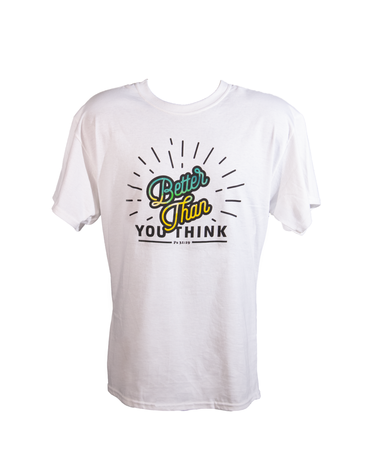 Better Thank You Think Tee